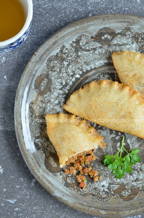 Empanaditas de Yuca or Catibías Recipe (Cassava Pasties): This delicious, gluten-free empanadas are made with cassava flour, and has a surprising crunchiness.
