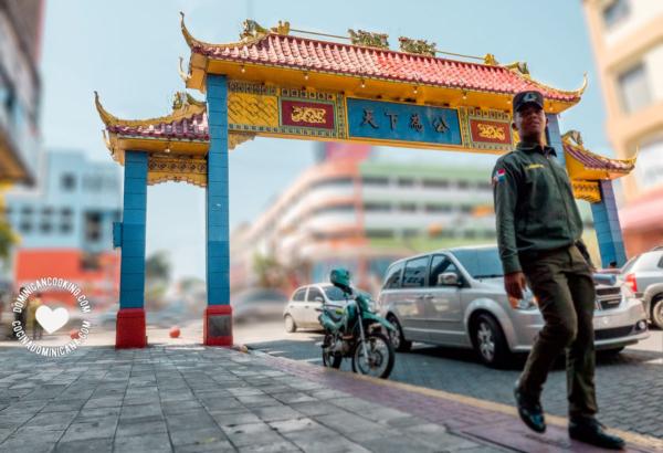 Chinatown Santo Domingo