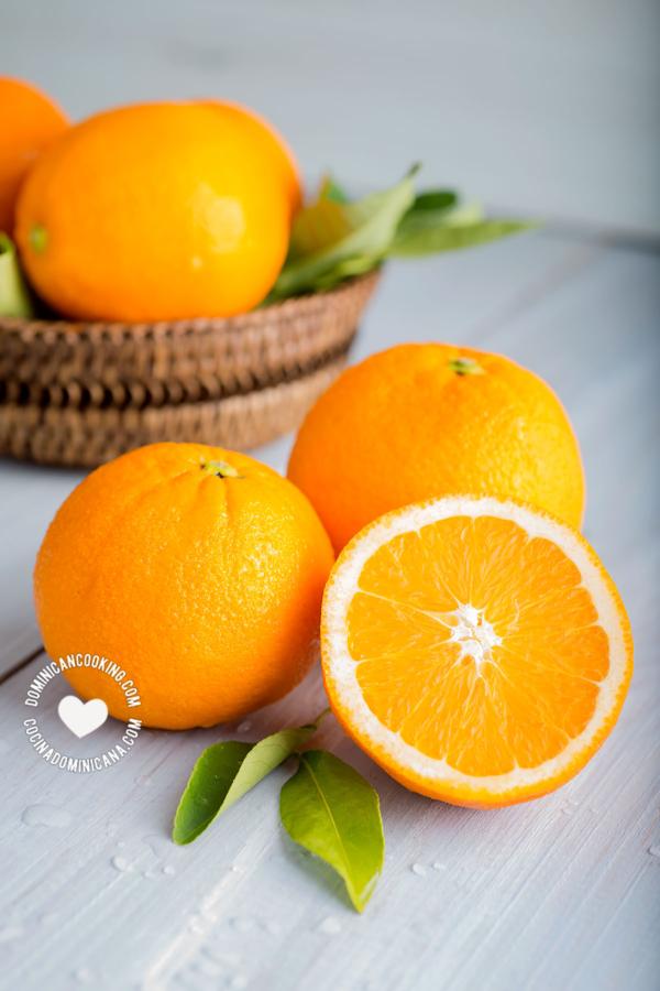 Naranjas (chinas)