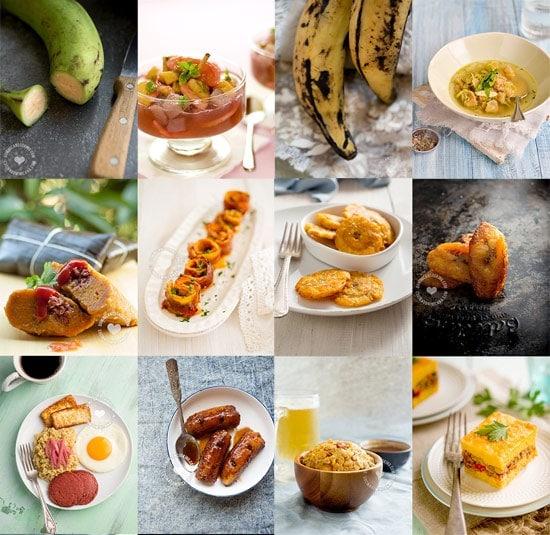 Cómo Cocinar Plátanos: Ya te diremos cómo cocinarlos, y 10 recetas que debes probar. Te van a encantar.