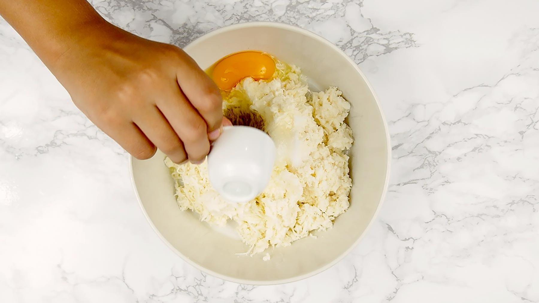Combinando ingredientes