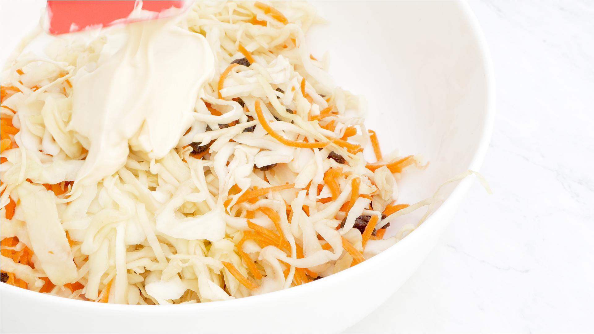 Sazonar la ensalada