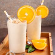 vasos de morir soñando dominicano con naranjas (chinas)