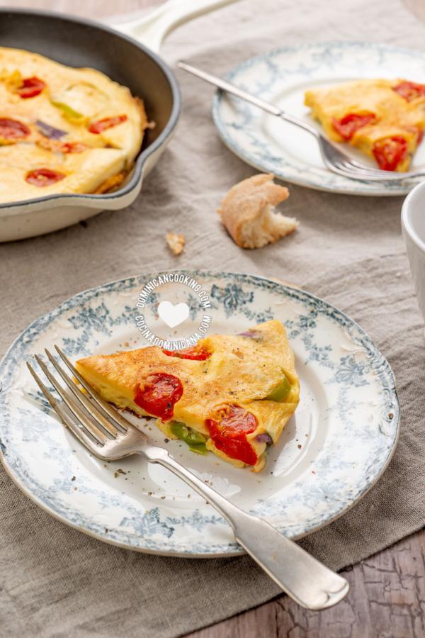 Tortilla de Huevos