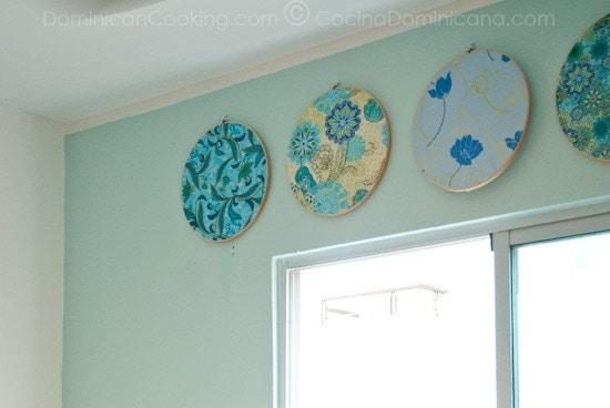 Decora las paredes con poco dinero - Manualidades para decorar paredes ...