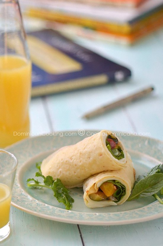 Receta Rollitos para la Merienda: Te recomendamos estos deliciosos rollos que se disfrutan perfectamente fríos. Saludables y fáciles de hacer, a tus niños les encantarán
