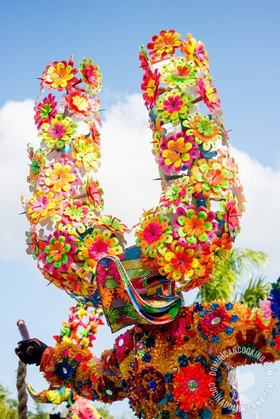 Carnaval Dominicano (en Puntacana) - Fotos y Video.