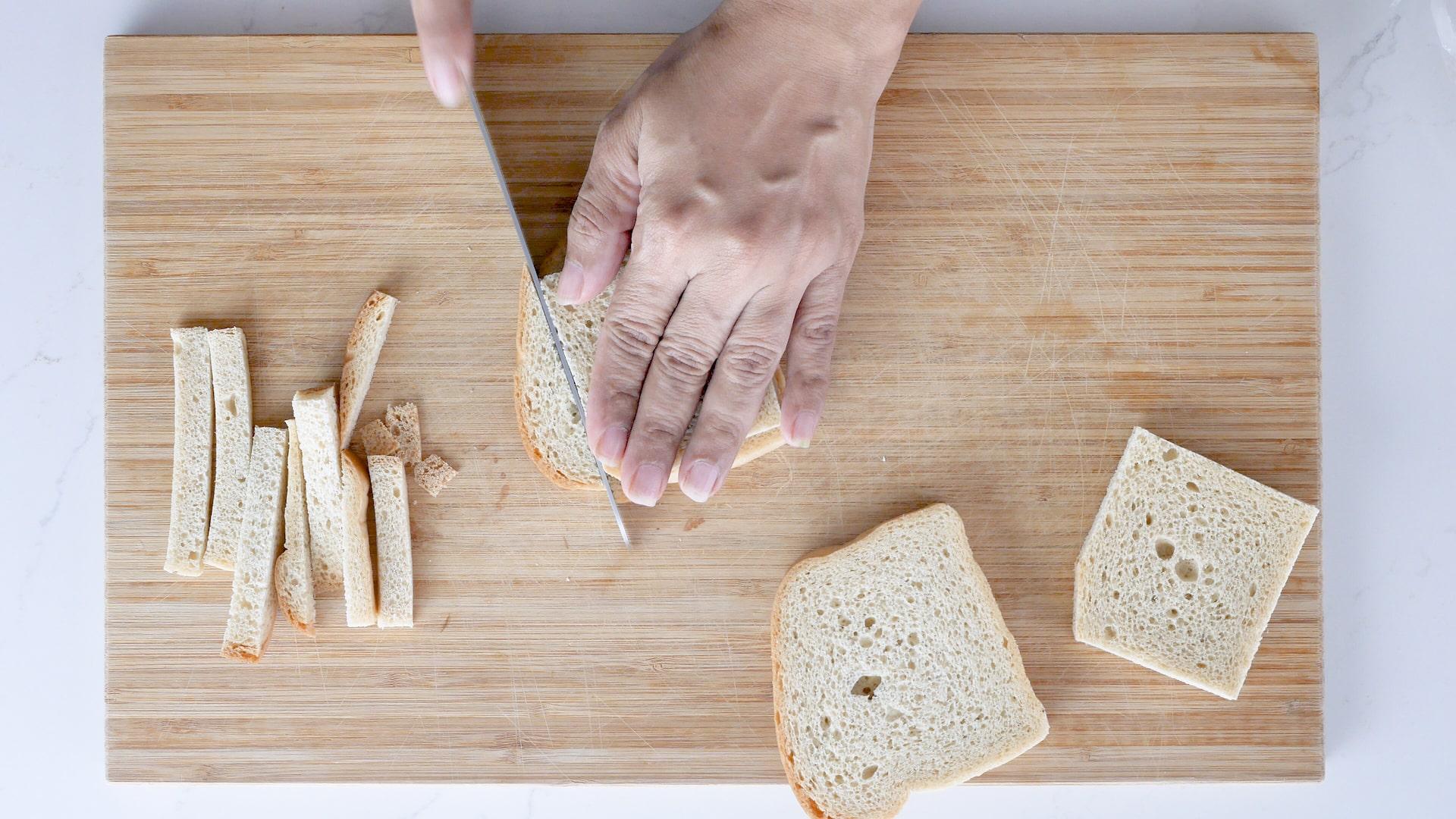 Preparar el pan