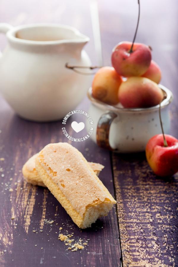 Paleta 'Tres Leches' Simples Ingredients