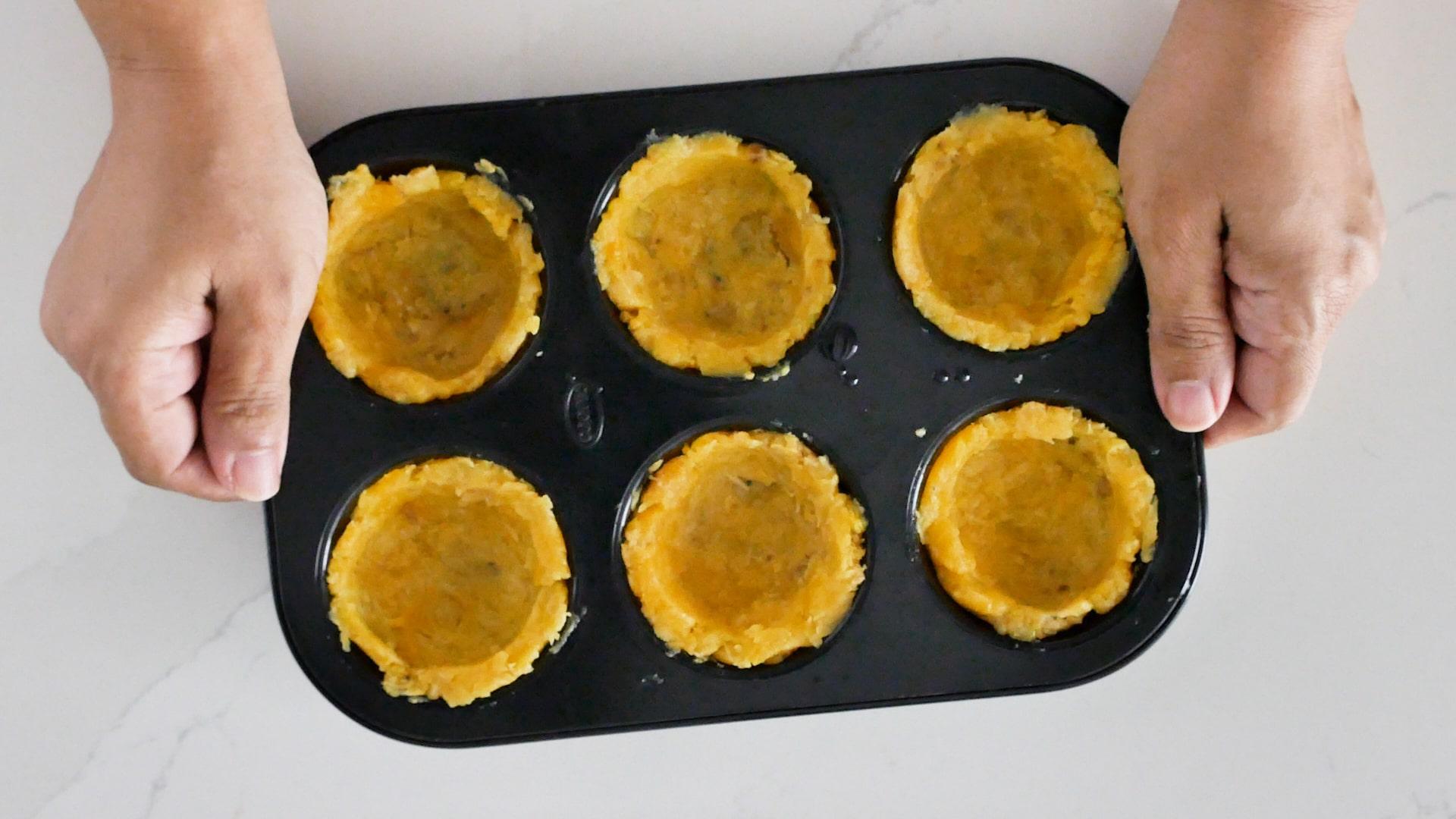 Mofonguitos listos para el horno