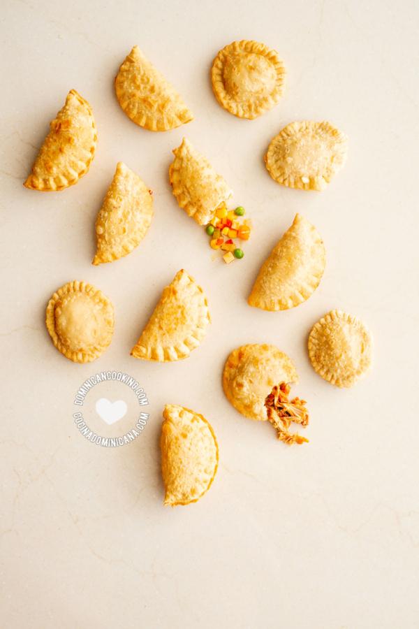 Empanaditas y pastelitos